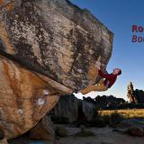 "Rocklands Bouldering Guidebook - by Scott Noy -  - Christian Core - ""Nutsa"" - Rocklands - Foto © Roberto Armando"