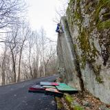 "Niccolò Ceria - ""Mind the Gap"" - Arnad"