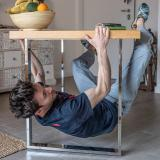 Stefano Ghisolfi - Home Table Training - Foto © Sara Grippo